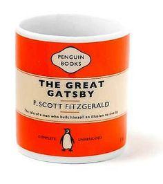 Penguin Mug: The Great Gatsby