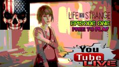 LET'S PLAY LIFE IS STRANGE EPISODE ONE | PS4 LIVESTREAM | FREE TO PLAY G...