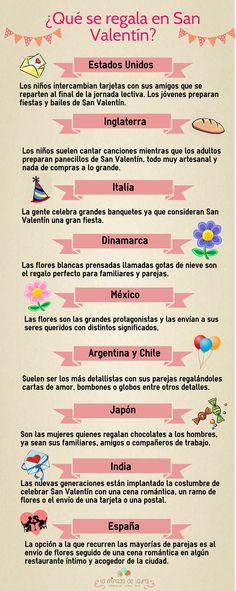 ¿Qué se regala en San Valentín?  #Regalos #SanValentín #2016