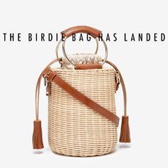 THE BIRDIE BAG HAS LANDED