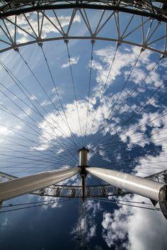 #London Eye - www.gdecooman.fr portfolio, fine-art prints - cours et stages photo à Lille