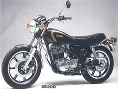 Manufacturer Yamaha  Detail ndash SR500 ndash reproduction of original Yamaha…