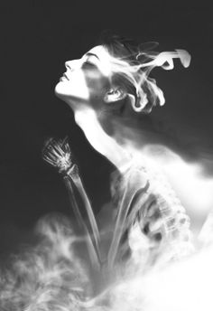 Surreal photography by Silvia Grav. This terrifies me a bit and yet I can't look away...