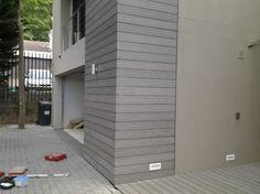 Corner cladding using #Eva-tech. http://www.eva-tech.com/en/