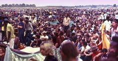 2nd Atlanta Pop Festival   The second Atlanta Pop Festival in July 1970 drew one of the largest ... - OH WOW, there I am. Back there...see?