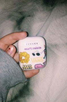Cute stickers, diy phone case, cute phone cases, aesthetic phone ca Fone Apple, Airpods Apple, Cute Cases, Cute Phone Cases, Iphone Cases, Ipod Touch Cases, Tumblr Phone Case, Diy Phone Case, Tumblr Stickers