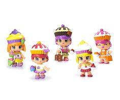 Piny Pon Cupcake Cuties!