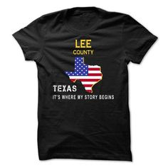 Cool LEE - Its Where My Story Begins T shirts