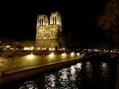 Cathėdrale Notre Dame de Paris, site of a special Dec. 3 worship service during the COP21 climate conference. Photo by Brian Kaylor.