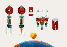 Space Ahhdyssey by Dan Matutina   Agent Pekka
