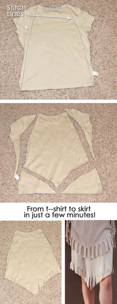 Indian Costume Ever You only need to sew two straight lines to turn this t-shirt into an Indian skirt. {} Halloween Costumes for KidsYou only need to sew two straight lines to turn this t-shirt into an Indian skirt. {} Halloween Costumes for Kids Indian Costume Kids, Indian Halloween Costumes, Halloween Costumes For Kids, Costumes For Women, Woman Costumes, Couple Costumes, Adult Costumes, Group Costumes, Turtle Costumes