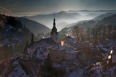 Špania Dolina, autor: daniel b