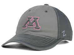 Minnesota Golden Gophers Zephyr NCAA Gray Duo Cap Hats
