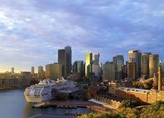 Central Business District w Sydney Central Business District, San Francisco Skyline, Sydney, New York Skyline, Australia, Travel, Trips, Viajes, Traveling