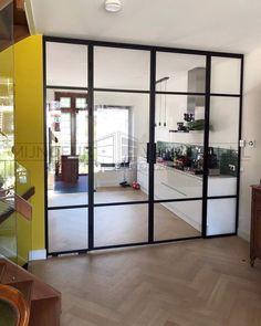Corten Steel, Types Of Doors, Steel Doors, Door Locks, Diy Door, Cool Stuff, Unique, House, Instagram