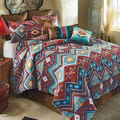 Buy western decor at Black Forest Decor, including western bedding, furniture and cowboy bedding. Rustic Bedding Sets, Western Bedding Sets, Unique Bedding, Western Bedrooms, Bohemian Bedrooms, Rustic Bedrooms, Tribal Bedding, Hippie Bedding, Southwest Bedroom