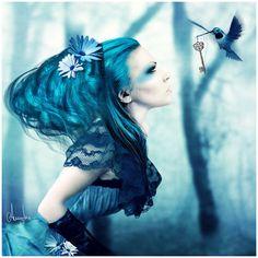 Blue Fantasy Photography/Art.