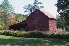 Williams Farm Barn // Wake County. NC
