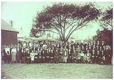 The trainee teacher mystery of Teachers Camp, Teachers College, History Teachers, Camden Nsw, St John's Church, University Of Sydney, The Visitors, Great Stories, Modernism