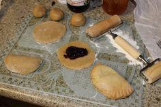 Sweet Dough Tarts | RealCajunRecipes.com: la cuisine de maw-maw!
