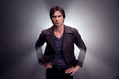 Ian Somerhalder - The Vampire Diaries - Promotional Photoshoot Season 6 #TVD