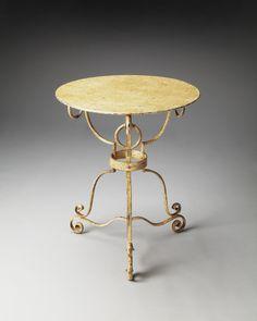 Butler Alyssa Iron Accent Table Model
