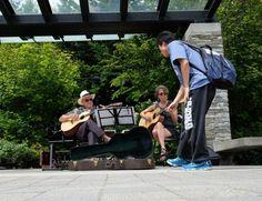 Lively City: Summer buskers, artist talk and a whole lot more