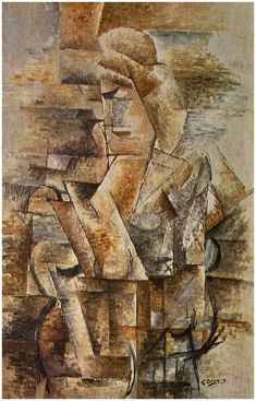 "Style ""Analytical Cubism"" - WikiArt.org"