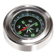 Compass stainless steel case - Dinosaurs Galore. Every dinosaur fossil hunter needs one of these, a great life skill.