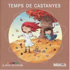 TEMPS DE CASTANYES - G. Conte - Àlbums web de Picasa Album, Conte, Little Princess, Autumn Leaves, Fairy Tales, Arts And Crafts, Seasons, Activities, Halloween