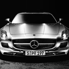 Mysterious Mercedes
