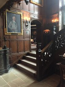 architect design™: Stan Hywet - a tour inside English Country Decor, French Country Style, French Country Decorating, Halls, Luxury Estate, English House, Grand Homes, Paris Apartments, Cottage Interiors