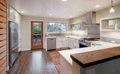 Mid Century Modern Kitchens 421 33rd Ave Kitchen