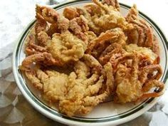 Red Lobster Restaurant Copycat Recipes: Fried Soft Shell Crab