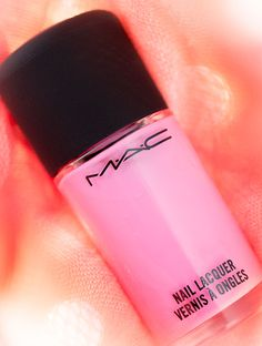 MAC Saint Germain Nail Lacquer - A Fantasy of Flowers Collection Spring 2014