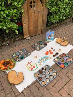 Eyfs Activities, Nursery Activities, Nature Activities, Learning Activities, Preschool Activities, Kindergarten Art, Preschool Art, Art For Kids, Crafts For Kids