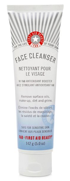 By far the BEST cleanser I have ever used. Great for sensitive skin!