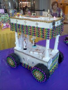 mardi gras wagon float ideas   Mardi Gras 2013: Oakwood Center in Terrytown sponsors annual shoebox ...