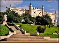 Lublin // Do you want to visit Lublin? check http://eltours.com/tailor-made-customized-tours