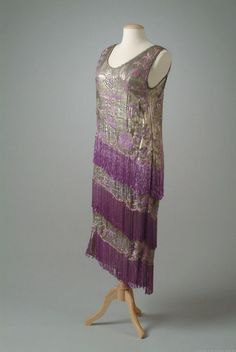 ca. 1924 via The Meadow Brook Hall Historic Costume Collection