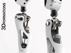 3d prosthetic limb model - PROSTHETIC LIMB... by 3dformations