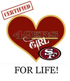 Forever faithful. Red and gold. Sf 49ers