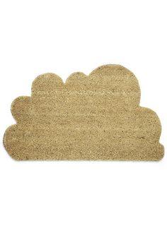 Wel-cumulus Home Doormat, #ModCloth