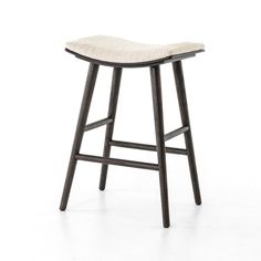 "Dining Room | Union Counter Stool:   W: 18"" D: 15"" H: 26"" 