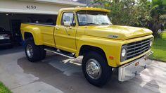 old ford trucks Dually Trucks, Ford Pickup Trucks, Diesel Trucks, Chevy Trucks, Lifted Trucks, Dodge Diesel, Ford 4x4, Custom Ford Trucks, Custom Trucks For Sale