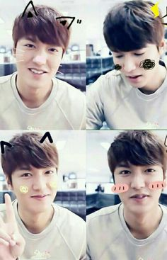 Cute Lee Min Ho