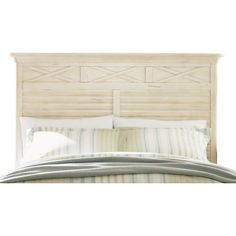 You'll love the Bridgeview Panel Headboard at Birch Lane - With Great Deals on all products and Free Shipping on most stuff, even the big stuff.