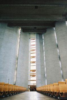 Kareva Church (1966) Reima Pietila/ Tampere Finland
