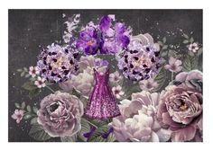 """Purple Passion"" by rosa-flora ❤ liked on Polyvore featuring Sergio Rossi and Bling Jewelry"