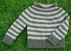Kira K Designs - 704 - Concentric Circles Pullover (2 to 4 years)
